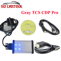 2pcs Lot 2015 Hot Sale Grey Cdp Pro Plus Bluetooth With 2014 02 Software Led Cable