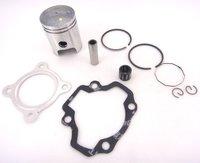 Комплект поршневых колец прокладка наручные Булавки Подшипник набор для Yamaha PW50 PW 50 Y-Зингер