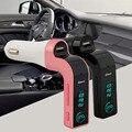 Envío gratis Car Styling Bluetooth Kit de Coche Reproductor de MP3 FM Del Modulador Del Transmisor SD USB Al Por Mayor de ALOM, Venta Caliente 2016