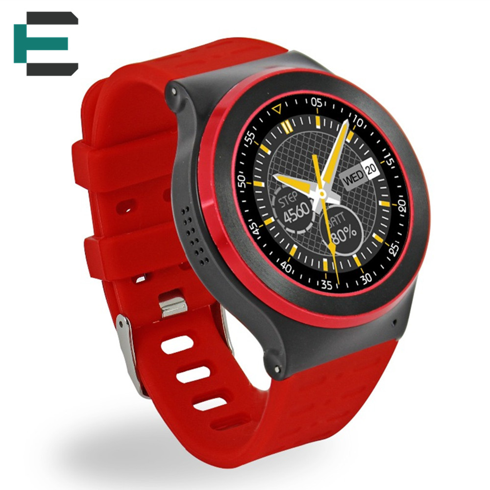 Original ZGPAX S99 3G android 5 1 OS Smart phone Watch MTK6580M Quad core GPS Heart
