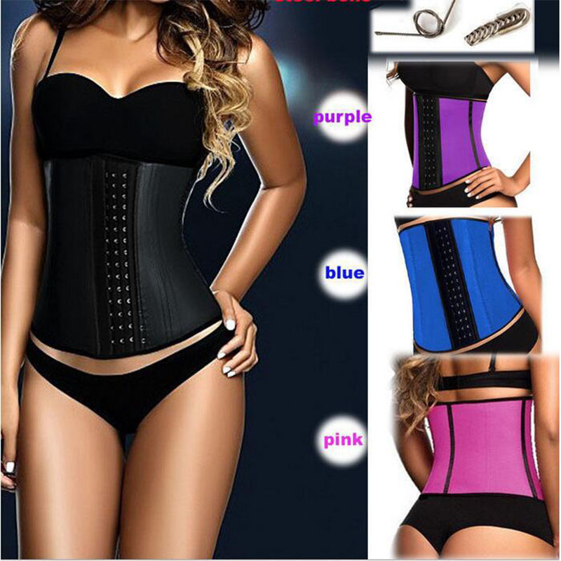 300467338f9b0 Perfect Women Waist Trainer Corset Strap Belt Slimming Corset Hot Body  Shaper Plus Size Shapewear Workout Corsets-in Waist Cinchers from Underwear  ...