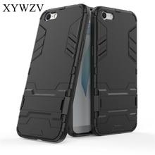 Для крышки OPPO A71 чехол силиконовый Робот Жесткий Резиновый чехол для телефона для OPPO A71 чехол для OPPO A71 A33 Coque XYWZV