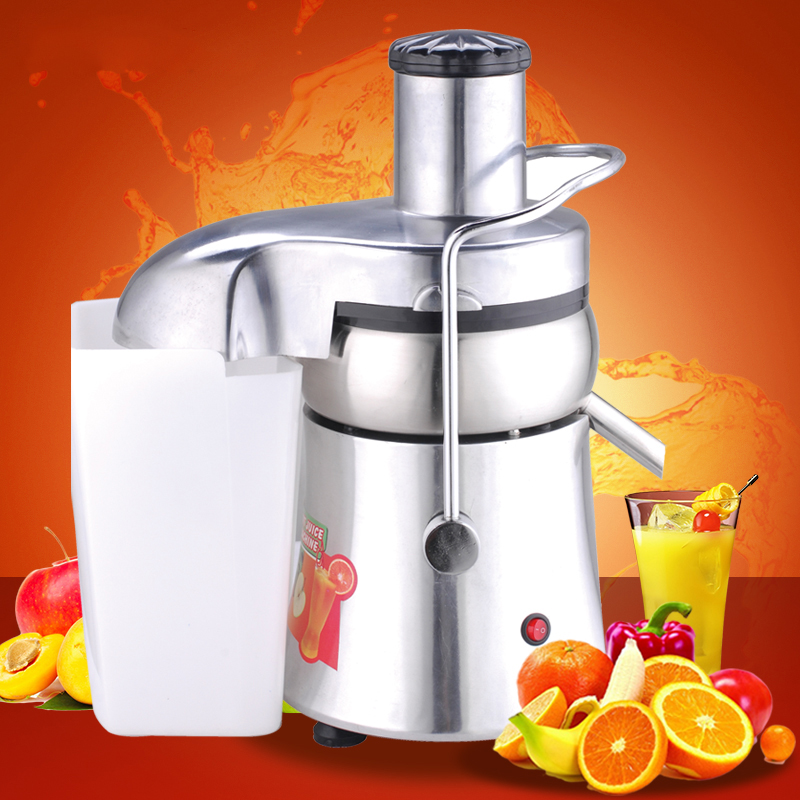 A Heavy Duty Commercial Juicercommercial Juice Extractoraluminum Body And S S Blades Bowl Factory Directly Sale In Juicers From Home Appliances On