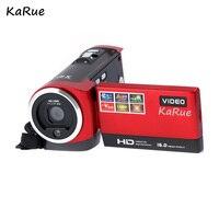 Karue Mini Portable 720P 30FPS HD Digital Camera 2 7 LCD Screen 16MP 16X Digital Zoom