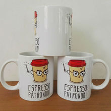 Funny Cartoon Ceramic Coffee Mug
