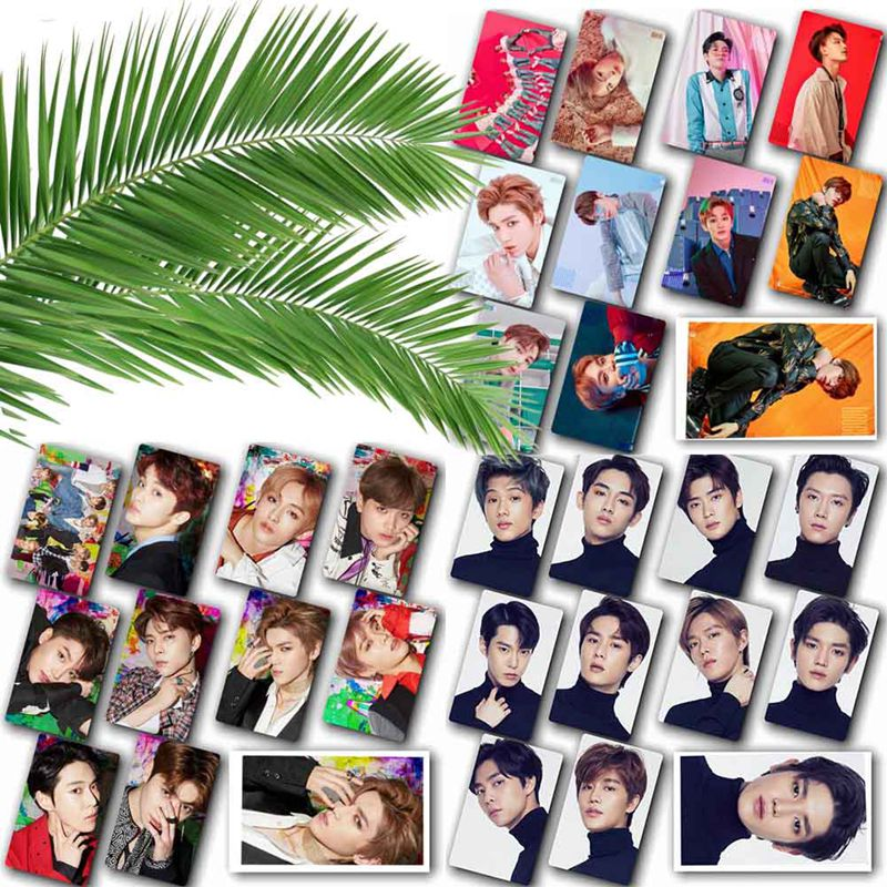 School & Educational Supplies Kpop Nct 127 U Dream Empathy Lomo Photo Card Sticker Sticky Hd Photocard Poster 10pcs/set Hot Sale Less Expensive