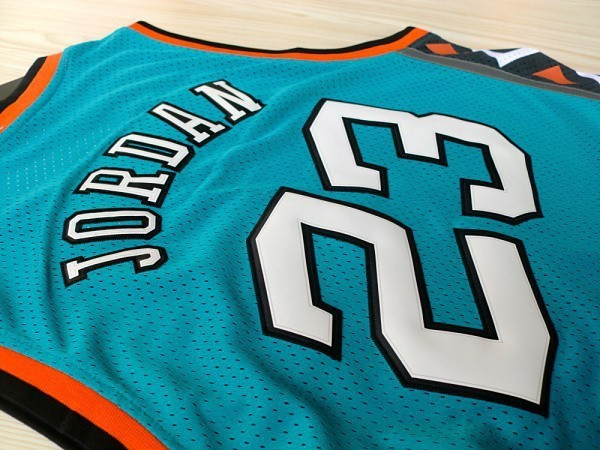 Homens 1996 All Star Game jesey 23 Michael Jordan Reminiscência Basquetebol  Jerseys Frete Grátis em Basquete Jerseys de Sports   Entretenimento no ... 8955dc091