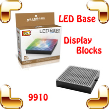 New Year Gift LOZ LED Base For Smallest Diamond Blocks Showing Model Toy Collection 3 Colors Light Display Block Decoration
