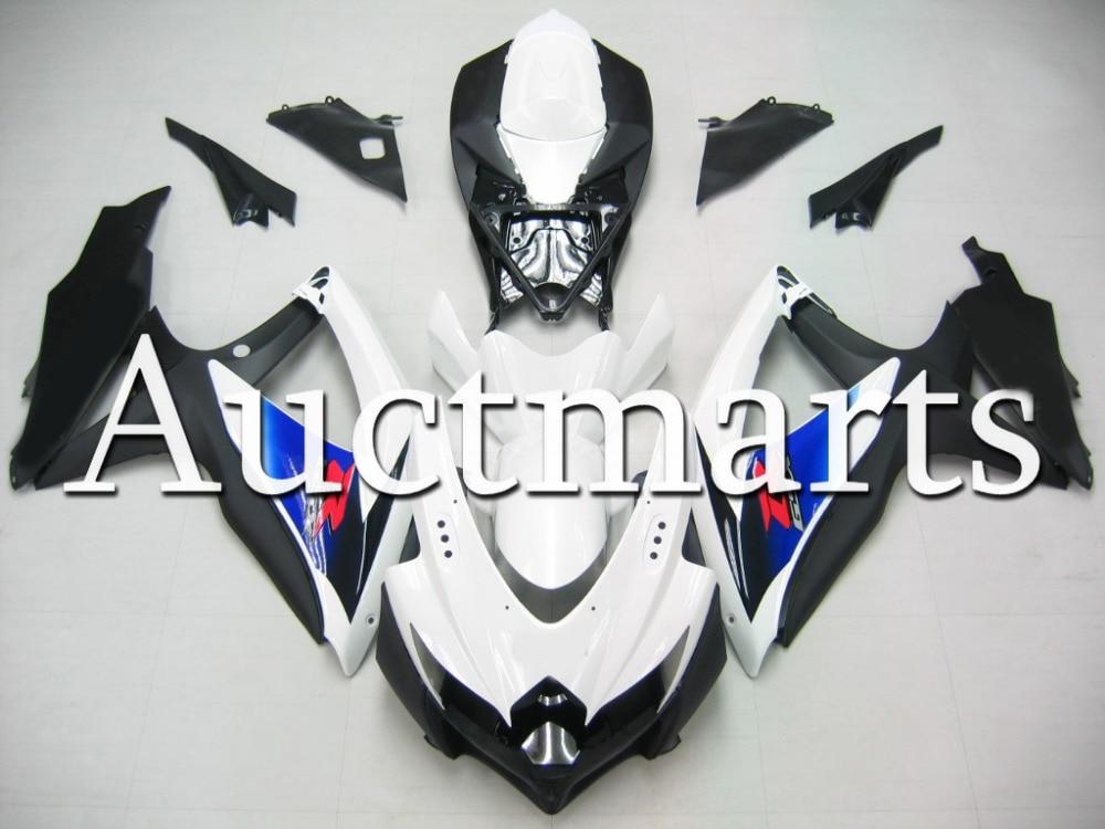 Fit for Suzuki GSX-R 600 2008 2009 2010 ABS Plastic motorcycle Fairing Kit Bodywork GSXR600 08 09 10 GSXR 600 GSX R600 CB36