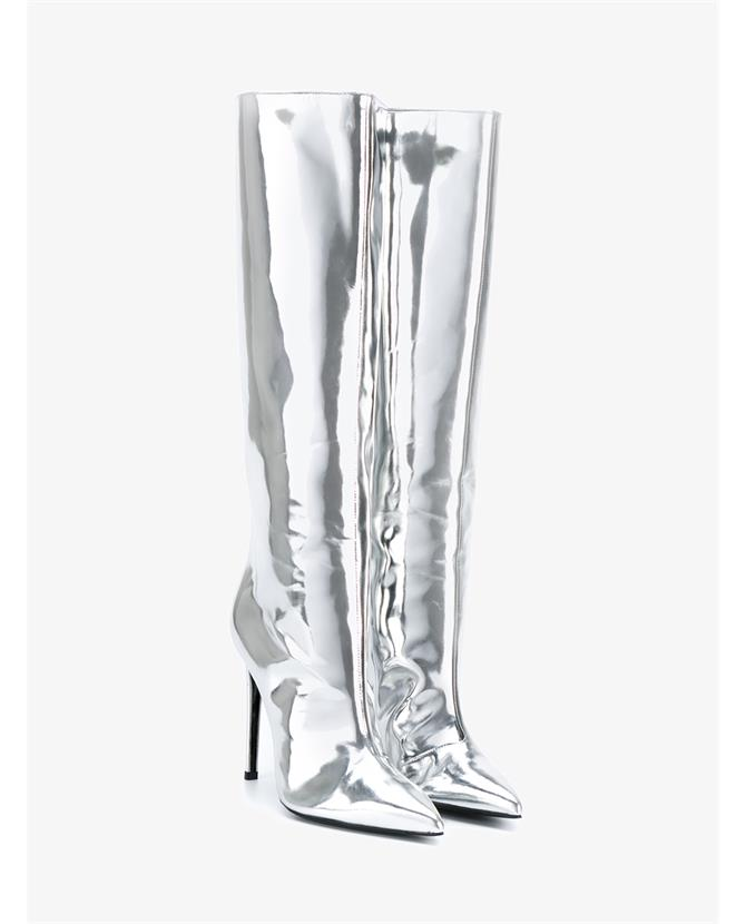 Popular Mirror Boots-Buy Cheap Mirror Boots lots from China Mirror ...
