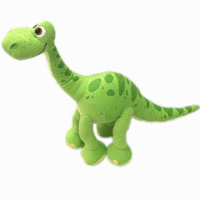 30 cm Boneca de Brinquedo de Pelúcia Dinossauro Verde de Pelúcia Animais Boneca de Brinquedo de Pelúcia Para As Crianças Presentes Brinquedos de Dinossauros De Pelucia