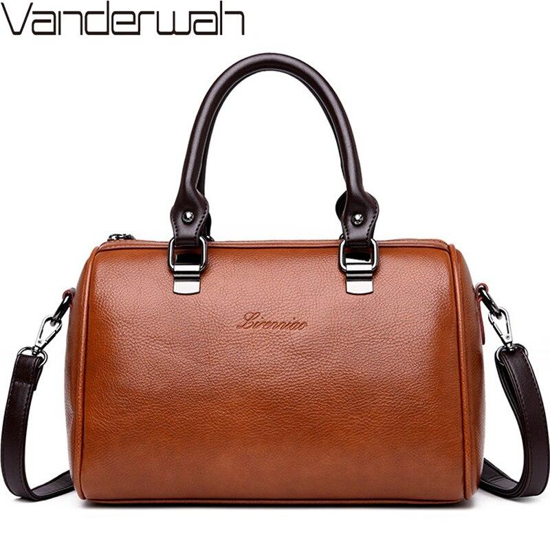 Bolsa Feminina Tote Luxury Handbags Women Bags Designer Handbags High Quality Leather Crossbody Bags For Women 2018 Sac A Main