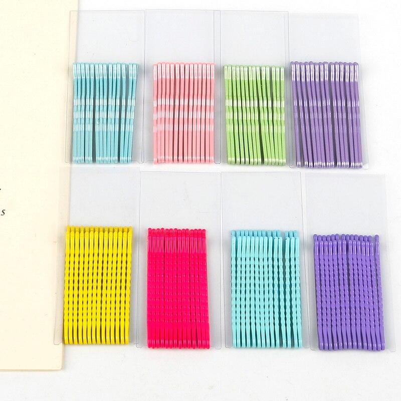 Женские цветные шпильки для волос, 14 шт./компл., цветные заколки для волос, аксессуары для волос