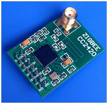 2014 Real Sale Freeshipping Zigbee Networking Technology Wi-fi Cc2420 Wireless Transceiver Modules Including Antenna