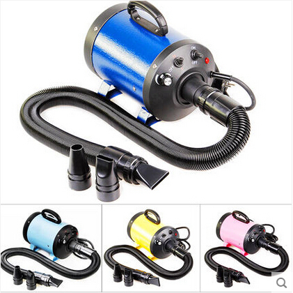 2016 Brand Warranty Pet Hair Dryer Blower Sale 2400w With Eu Plug Variable Speed Quickly Drying Ac 110v-230v  2017 new 5 in 1 sets brand cheap dog grooming dryer cheap pet hair dryer blower 220v 110v 2400w eu plug pink blue color