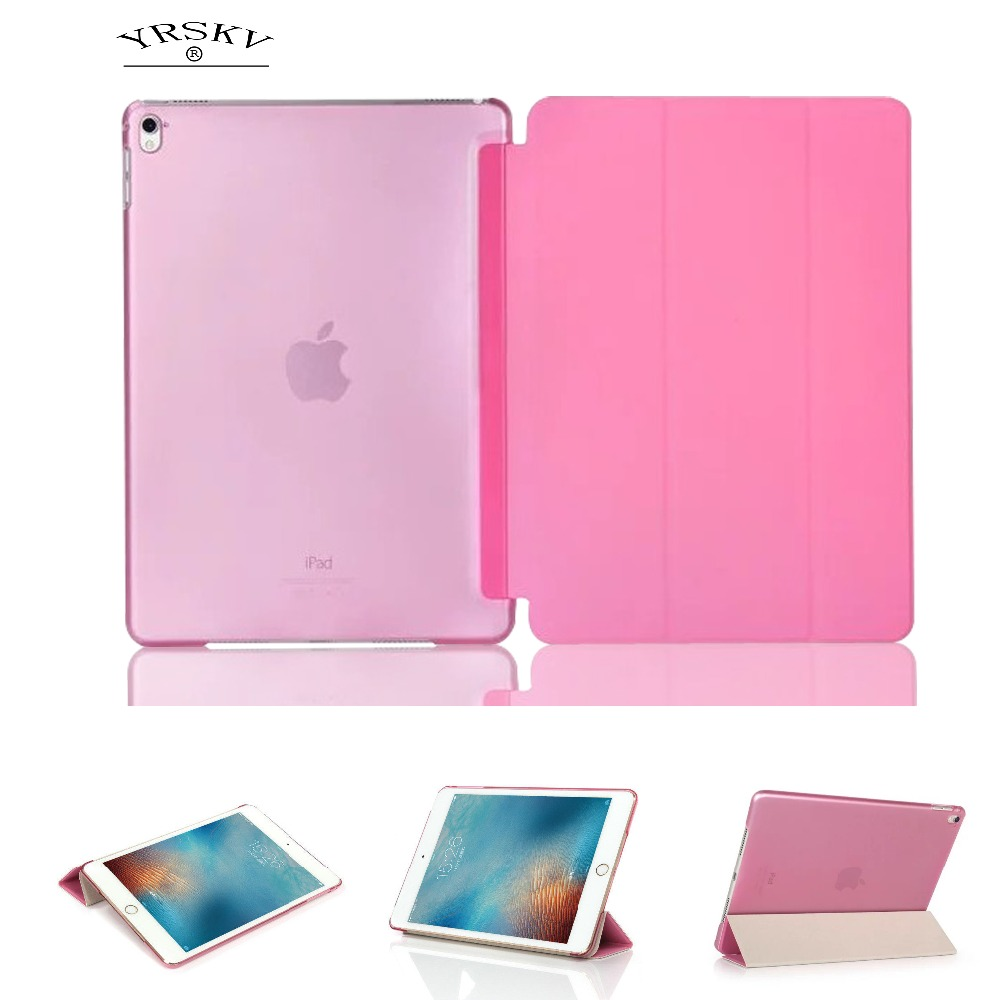 Case for apple iPad Pro 9.7 inch for iPad air 2 shell . YRSKV Smart Sleeping Ultra Thin PU leather Magnet wake up sleep cover