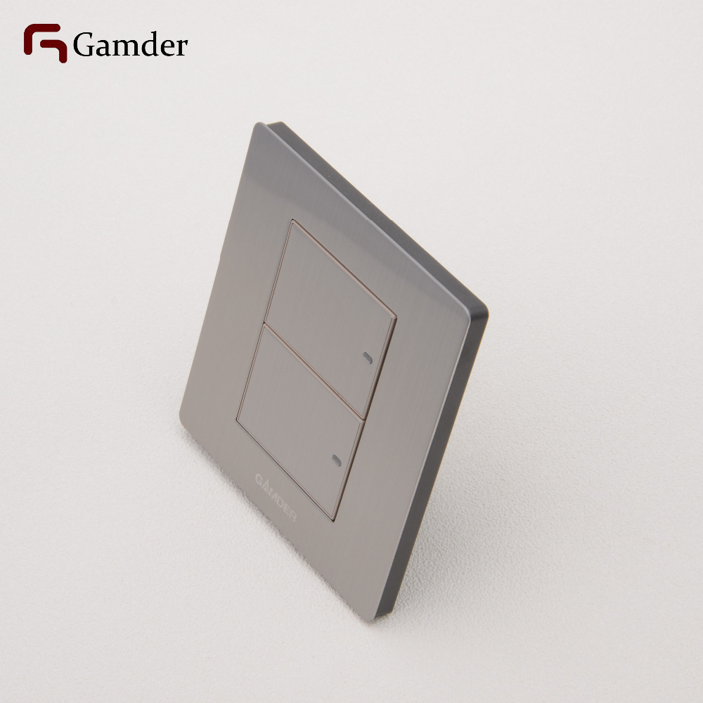 2 Way Switch With Indicator Gamder Gang Intermediate Wall Light