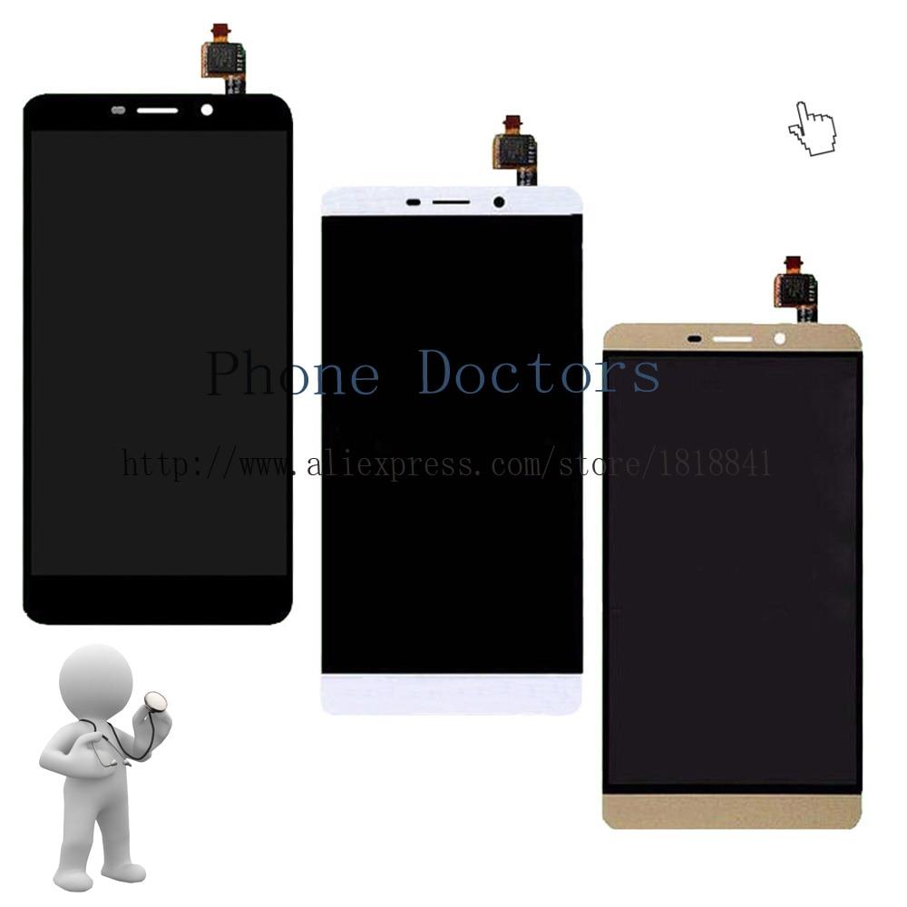 imágenes para De alta calidad de color Blanco/Oro/Negro Para X600 Pantalla LCD Touch Screen Reemplazo Digitalizador Para Letv Letv Le Uno de 1 Piezas Del Teléfono Celular