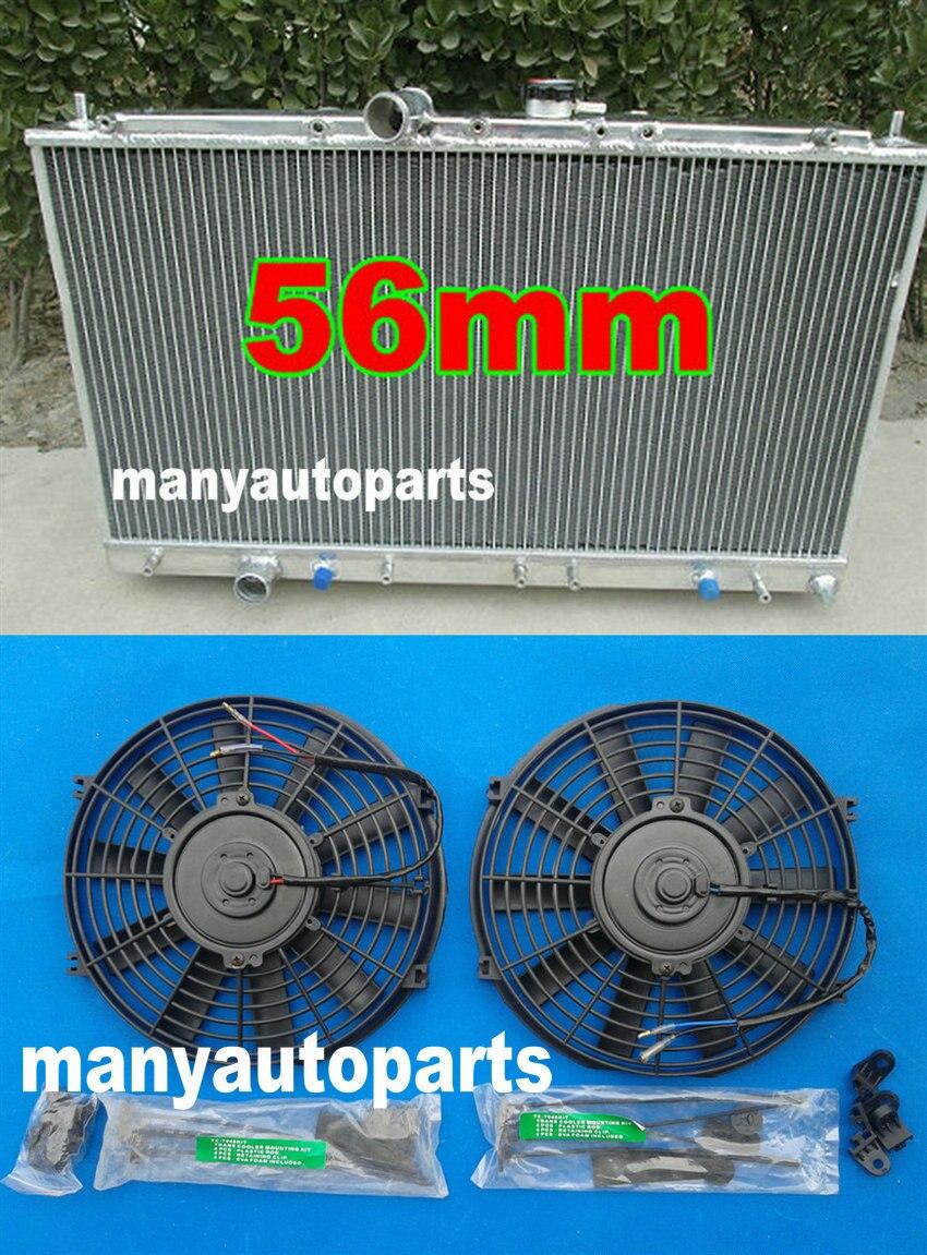 Radiator For Mitsubishi Galant 99 00 01 02