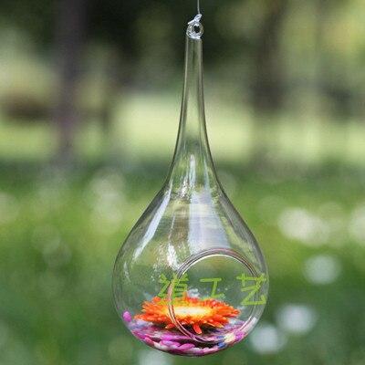 Wedding decoration Transparent hanging drop spherical glass vase glass lobbing hydroponic flower home decoration|home decor free shipping|home decor fabric by the yarddecor decorative concrete - title=
