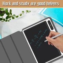 10,1 дюймов цифровой ЖК-дисплей для письма, рисования, ультра тонкая доска для рукописного ввода, планшет, граффити для бизнеса, офиса, ежедневных записей, заметок