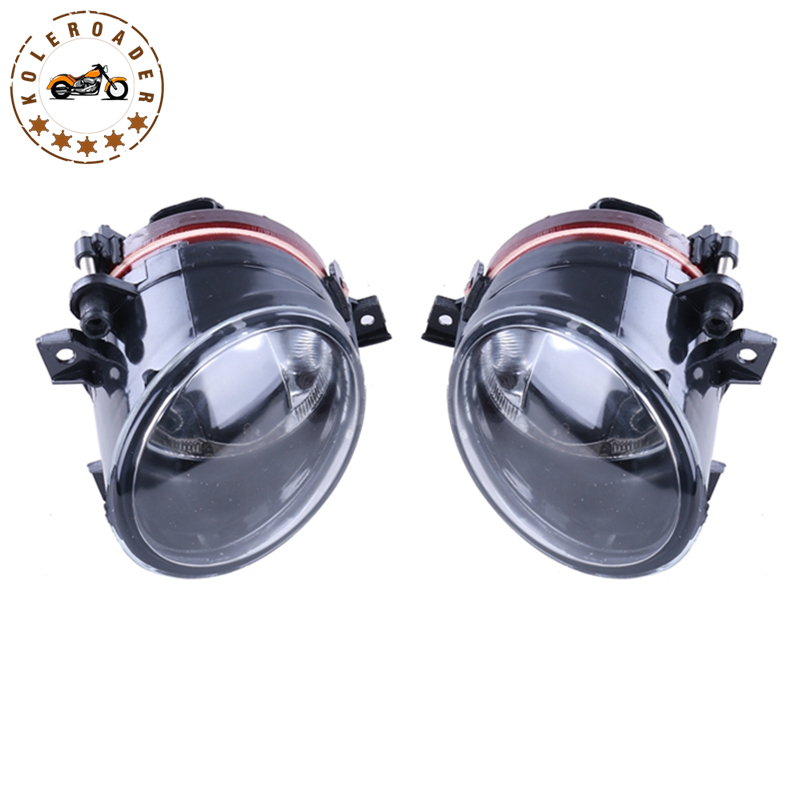 12V 55W Front Bumper Driving Fog Light with Bulbs H11 For VW Golf 5 Jetta MK5 Left & Right Side Foglamp #990