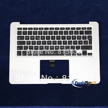 NEW For MACBOOK AIR A1466 German Top case palmrest keyboard 2012, WHOLESALE