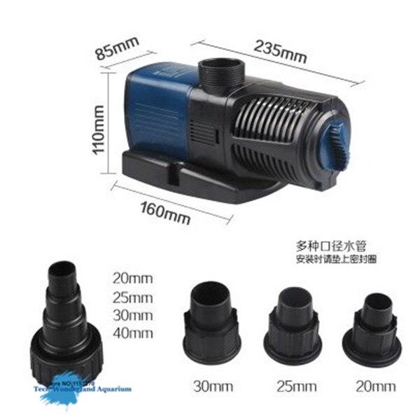 Variaci n de frecuencia bomba de acuario bomba sumergible for Bombas de agua para fuentes de jardin