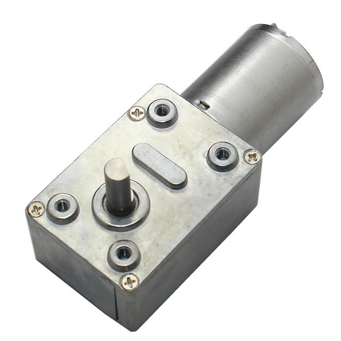 3V DC 100RPM High Torque Electric Gear Box Motor
