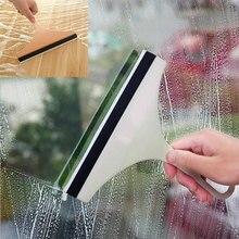 Glass Brush Useful Window Desk Wall Cleaner Scraper Cleaning Squeegee Wiper