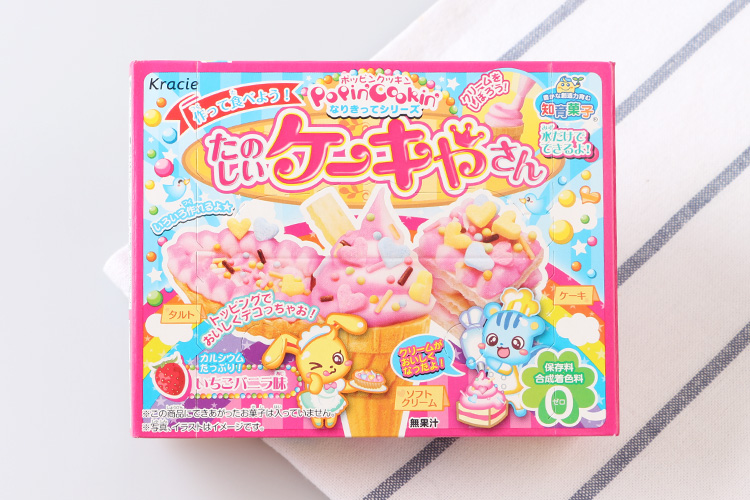 1pcs Japanese popin cook ,DIY handmade icecream happy kitchen