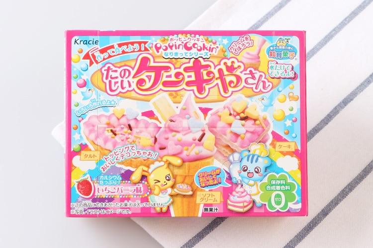 1 stks Japanse popin cook, DIY handgemaakte icecream gelukkig keuken