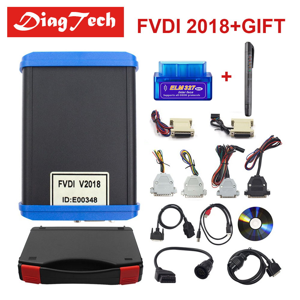 Newest FVDI 2018 Full Version with 18 Software FVDI ABRITES Commander 2014 2015 Version Without Limited For Multi Cars DHL Free 2017 fvdi2 abrites commander for honda hds v3 016 with free j2534 drewtech software