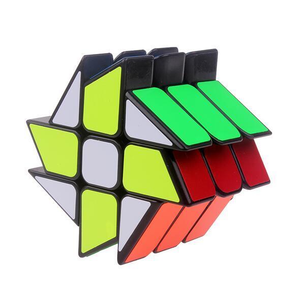 Noul IQ Magic Cube Puzzle Logic Brain teaser Puzzle-uri Jucarii pentru adulti Copii