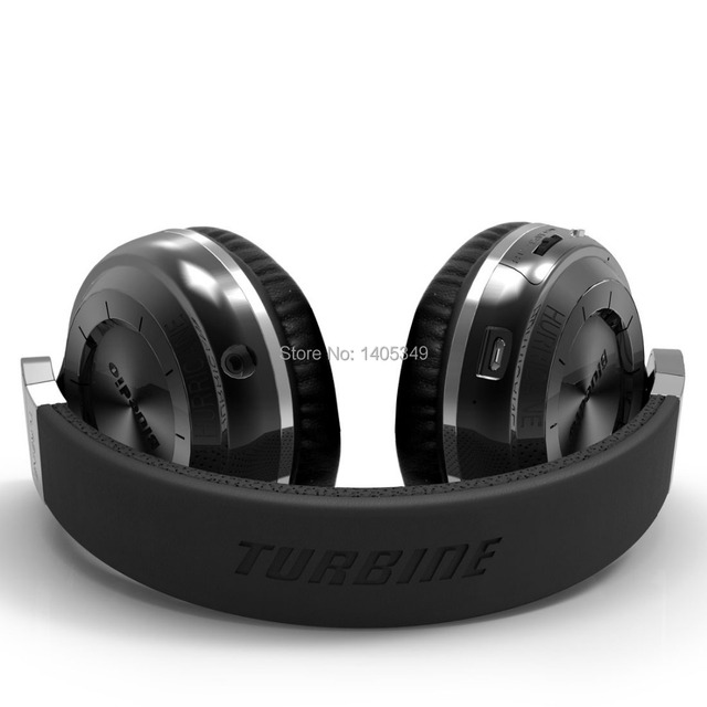 Bluedio T2 Bluetooth Stereo Headphone 2