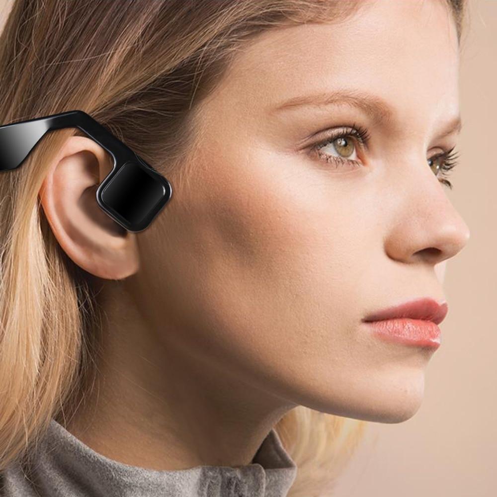 Přenosná sluchátka Bluetooth s náramkem Nenosná sluchátka s vodotěsným poslechem Sluchátka AIDS pro lidi Sportovní sluchátka s bluetooth