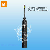 Original Xiaomi Waterproof Electric Toothbrush Soocare Soocas X3 Rechargeable 4 Modes APP Sonic Upgrade Ultrasonic Machine