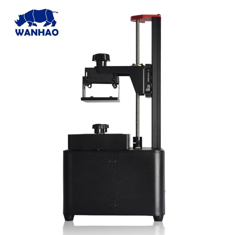Wanhao Duplicator 7 (D7 V1.4) DLP 3D Printer The New Version D7 V1.4 3D Printer, Wanhao Factory Supply, 250ml Resin for Free wanhao steel frame desktop digital 3d printer duplicator i3 v2 1