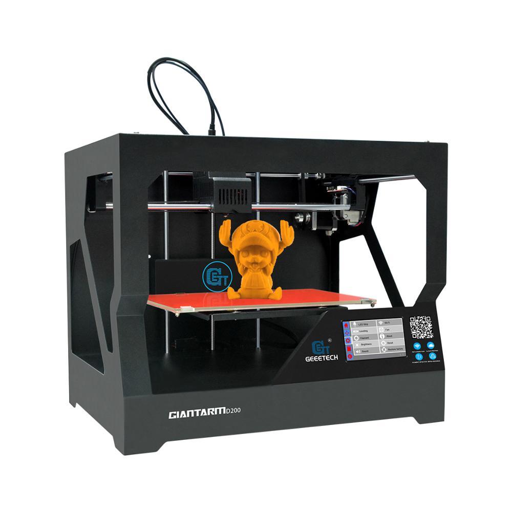 Geeetech 2017 La impresora 3D más nueva GiantArm D200 FDM con una - Electrónica de oficina