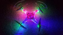 Nice 2.4Ghz 4ch rc drone with 2MP HD camera