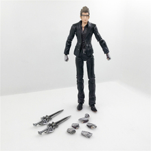 Haocaitoy PA Figures Igniz FF15 PVC Movie Model Action Figures Collectible Model Toys 23cm play arts hitman killer agent 47 action figures collection model toy 23cm
