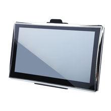 """KMDRIVE 7 """"cal HD ekran dotykowy TFT nawigacji samochodowej GPS Navigator 128 MB pamięci RAM 8 GB + darmowe mapy"""