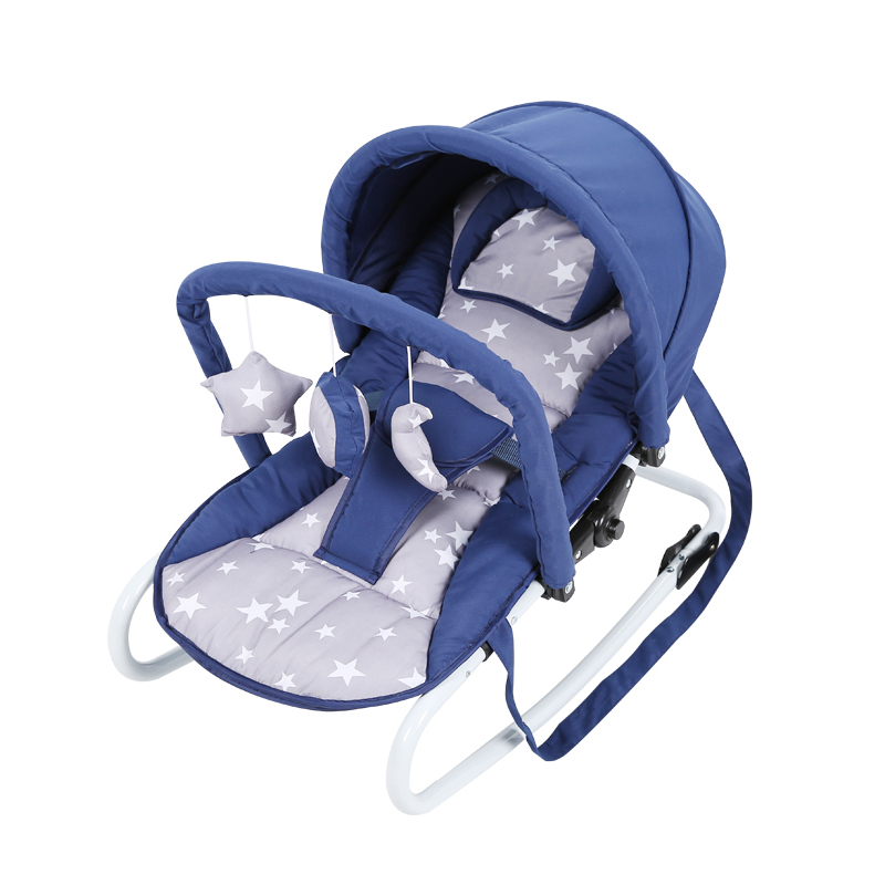 Multi function remote newborn baby Morpheus is to appease the cradle chair chair to swing table