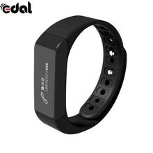 I5 Más Inteligente Pulsera Bluetooth 4.0 Pantalla Táctil A Prueba de agua Gimnasio Rastreador Sleep Monitor de Salud Pulsera Reloj Inteligente
