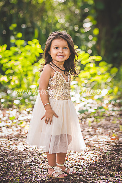 long dress gold xmas