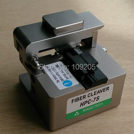 OPTISCHER FASERREINIGER HPC-7S, Klinge mit automatischer - Kommunikationsausrüstung