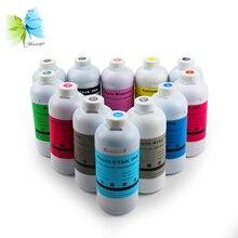 Winnerjet 500ML x 8 colors refill pigment ink for Canon iPF6000 iPF6000S imagePROGRAF bulk PFI-101 101