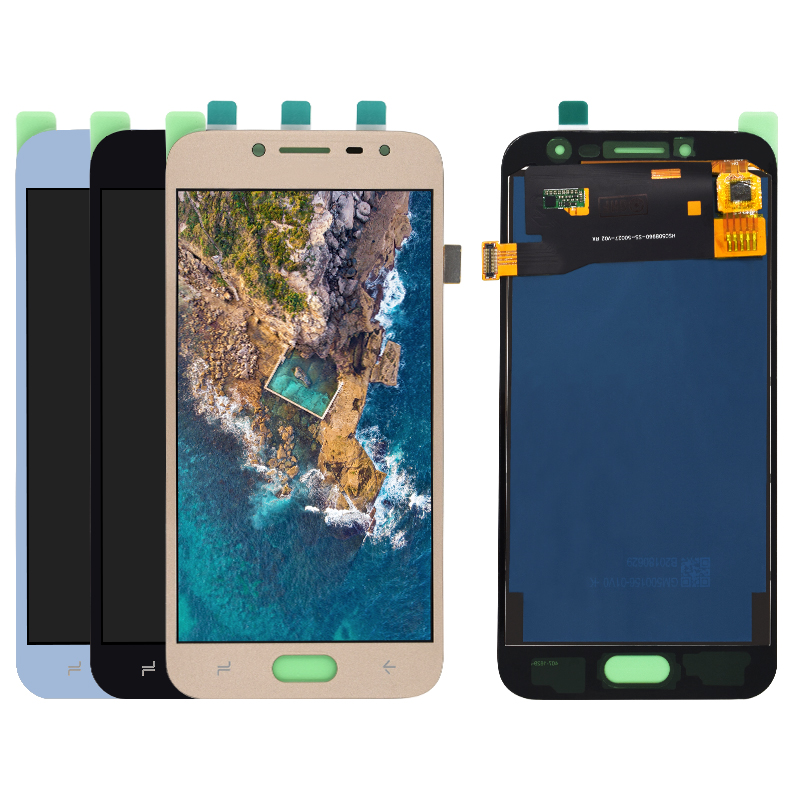 100% Tested Working 5.0 Inch LCDs For Samsung Galaxy J2 Pro 2018 LCD J250 SM-J250 LCDs Display+ Touch Screen Digitizer Assembly