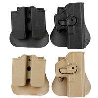High Quality Scope Gun Holster Tactical Combat Outdoor Belt GLOCK Holster For Glock 17 19 22