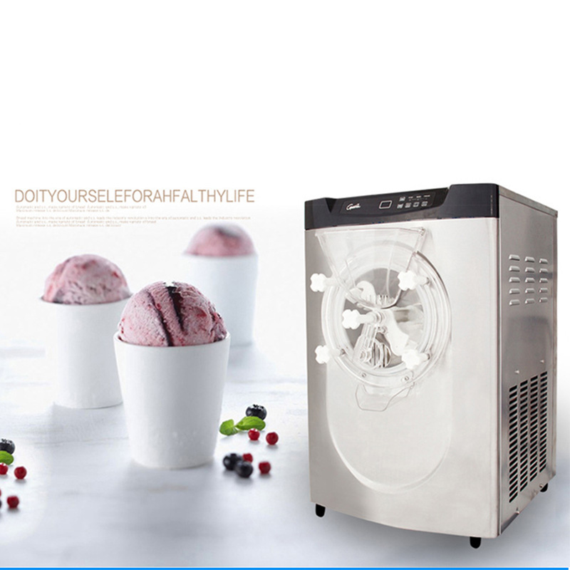 Commercial Electric Hard Ice Cream Machine , ice cream maker, ice cream machine Vertical  ice cream maker110v BQ22T 1pc commercial tea shop sand ice machine electric snow ice cream shaver shaved ice cream shaving maker machine crusher machine